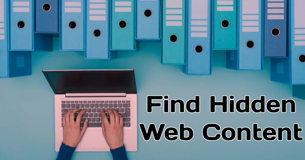 Find Hidden Web content using Gobuster